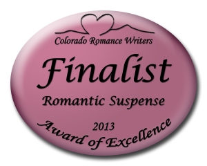 CRW Romantic Suspense Finalist